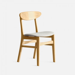 Shima chair, Oak