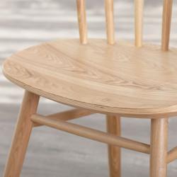 Stripe Chair, Large, Ash