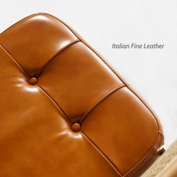 Nicolas Leather Chair