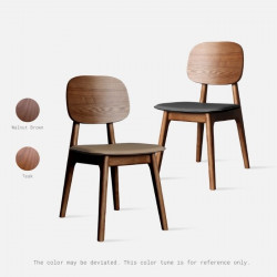 Shima Chair II, Walnut