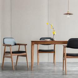 KAMALA Leather Armchair