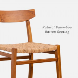 [SALE] KADO Rattan Dinning Chair