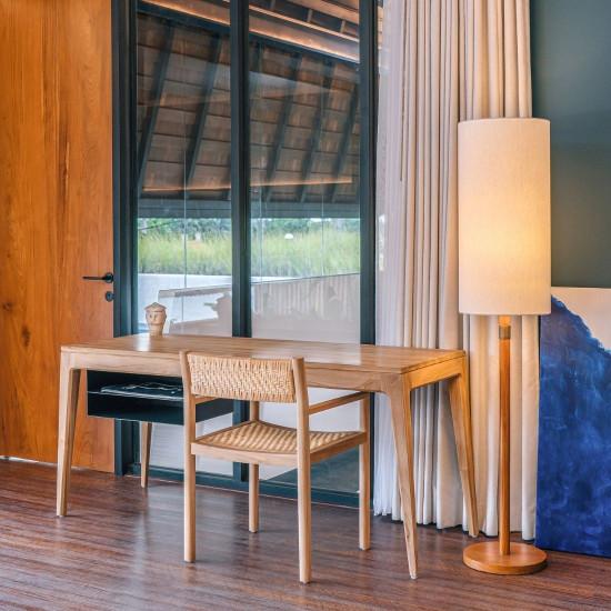 BEGITU Dining Chair, Rattan