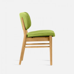 HANNA Chair, W50, Natural Ash