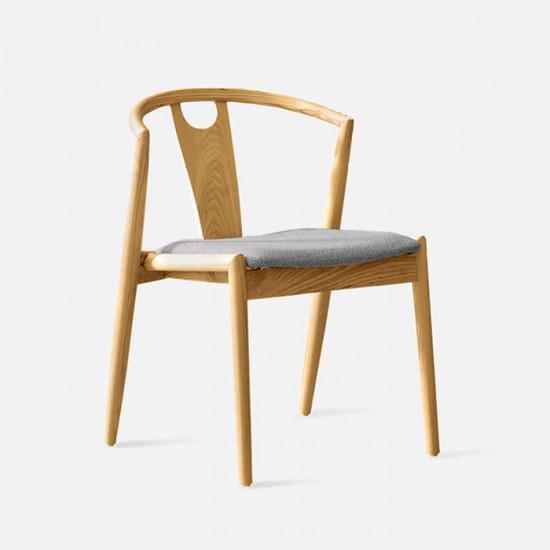 Kristina Chair, W55, Natural Ash