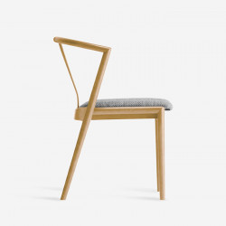 Kristina Chair, W55, Natural Ash