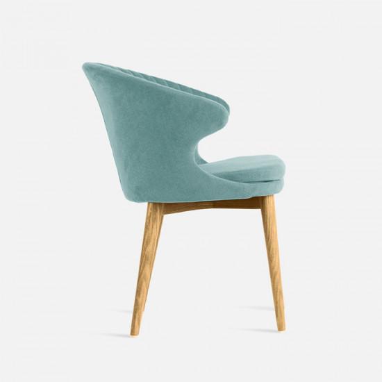 FIN Chair No.2, W58, Natural Ash
