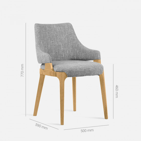 Ellis Armchair W59 [Display]