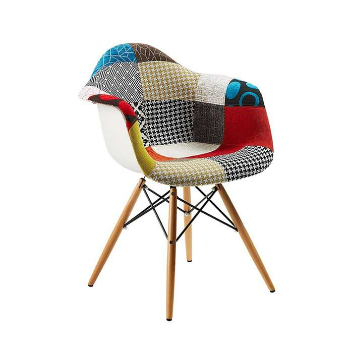 Patchwork DAW Chair