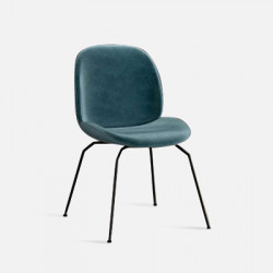 Shell Chair, Dark Blue
