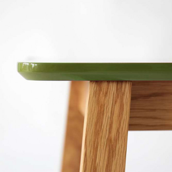 Sim Chair, W39, Green [Display]