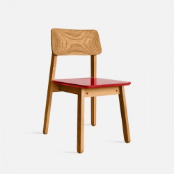Sim Chair - Red