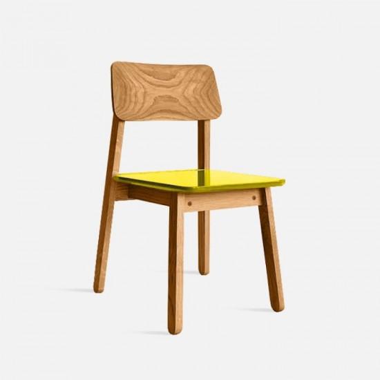 Sim Chair - Yellow