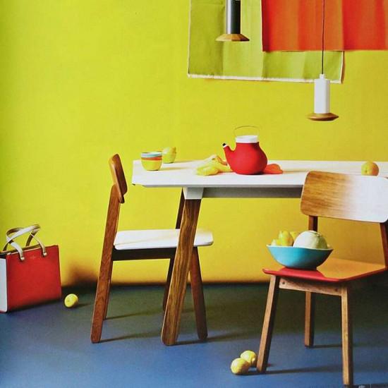 Sim Chair - Red