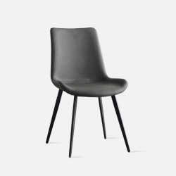 NADINE Dining Chair II, Grey