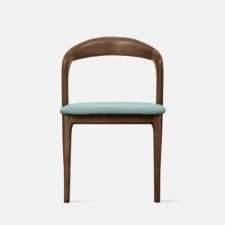 LUCA Dinning Chair, W50, Walnut Brown