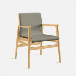 Framework Upholstered Dining Chair, W58, NA