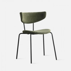 NADINE Dining Chair, Green