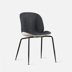 Shell Dining Chair II, Black legs