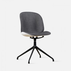 Shell Chair II with aluminum legs