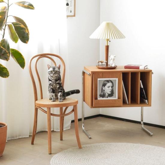 Nadine Rattan Dining Chair [Display]