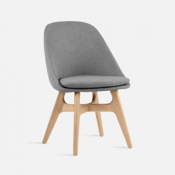 Willow dining chair, Ash