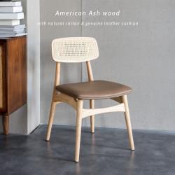 ALYA Rattan Dining Chair