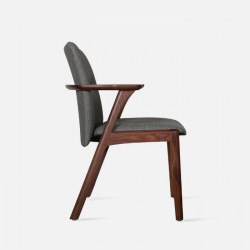 Angilan Chair, Natural Walnut