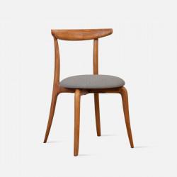 Lao Chair, Natural Teak