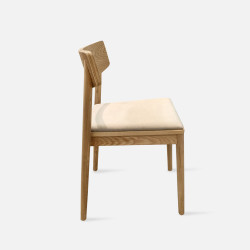 JC Dining Chair, W50, Natural Ash