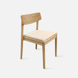 JC Dining Chair, W50, Ash