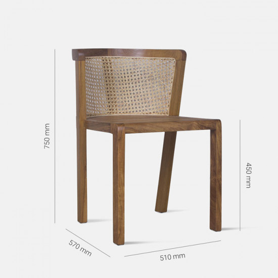 DUAL Dining Chair