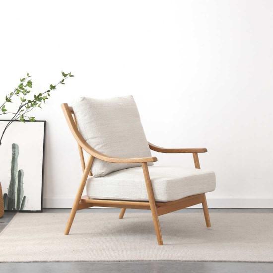 DOLCH Curve Single Sofa