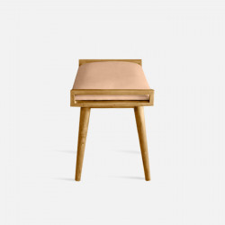 Moodby Stool with removable cushion