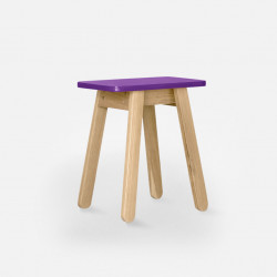 Sim Stool - Purple [Display]