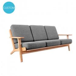 Locale Sofa, Ash L175