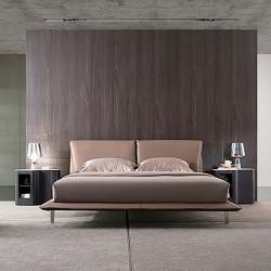 NOVA Leather Bed Frame