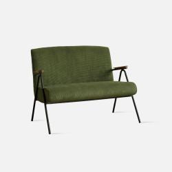 NADINE Corduroy Sofa, 2 seater