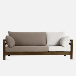 Frame Sofa L200 - Oak