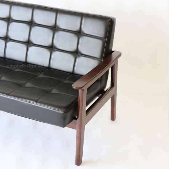 50's Sofa L124