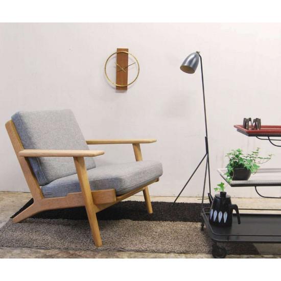 Locale Sofa, Walnut L175