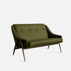 1950's Sofa - Green L125