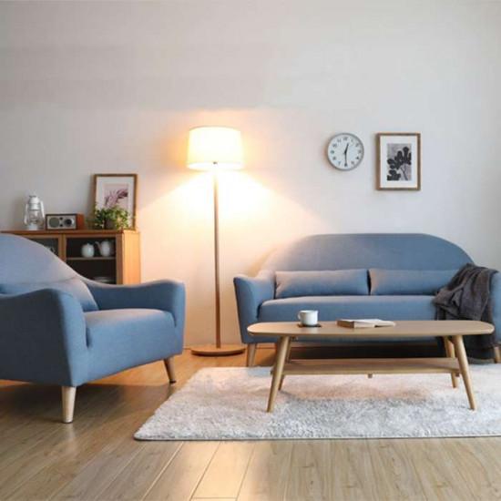 FAGGY Sofa, Light Blue