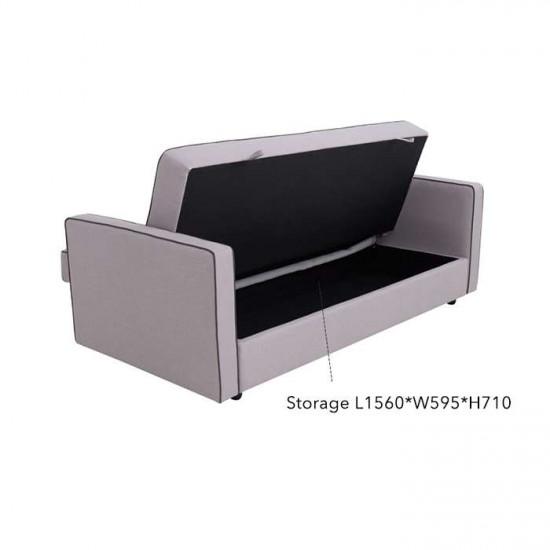 [Sale] FLEX Sofa Bed L185 - Ligh Grey