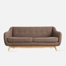 NEETY Sofa Brown L180