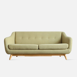 NEETY Sofa Green L180