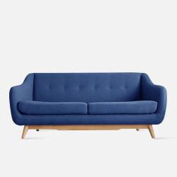 NEETY Sofa Blue L180