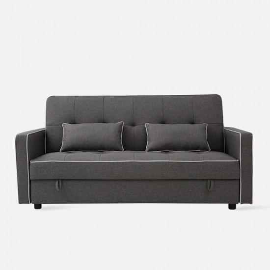 [Sale] FLEX Sofa Bed L185 - Dark Grey