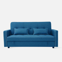 [Sale] FLEX Sofa Bed L185 - Blue