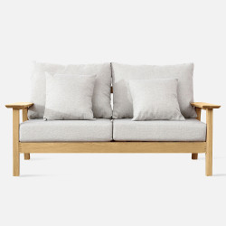 NAP  Sofa II, L160, Oak